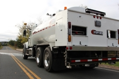 3000 Gallon SSF Street Flusher with Anti Icing System