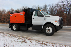 Stepp Mfg STPH-4.0 Pothole Patch Truck